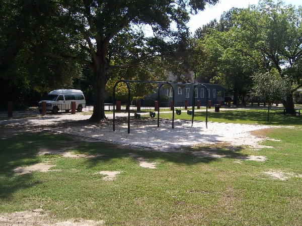 Memorial Park Sumter South Carolina