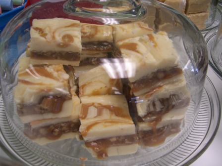 Willard Farms Praline Fudge